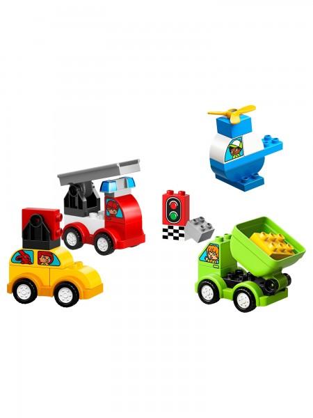Lego - Meine ersten Fahrzeuge