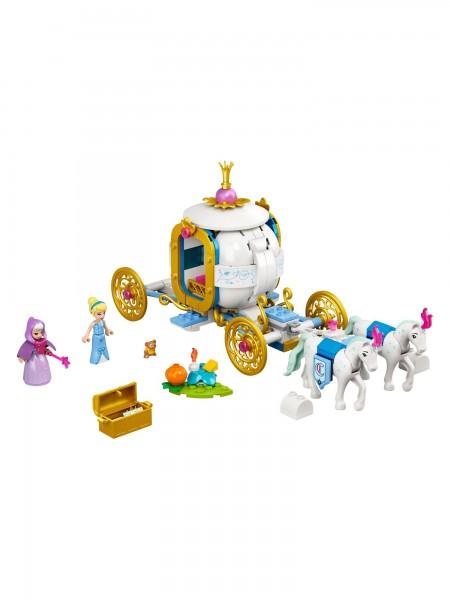 Disney™ - Lego - Cinderellas königliche Kutsche