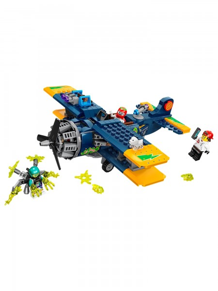 Lego - El Fuegos Stunt-Flugzeug
