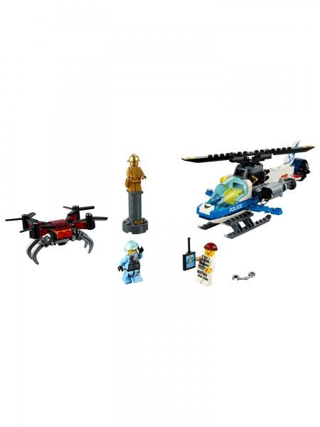 City - Lego - Polizei Drohnenjagd