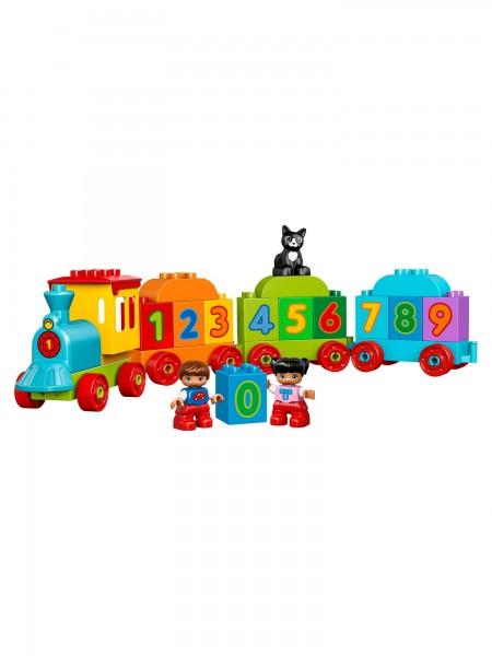 Lego - Zahlenzug