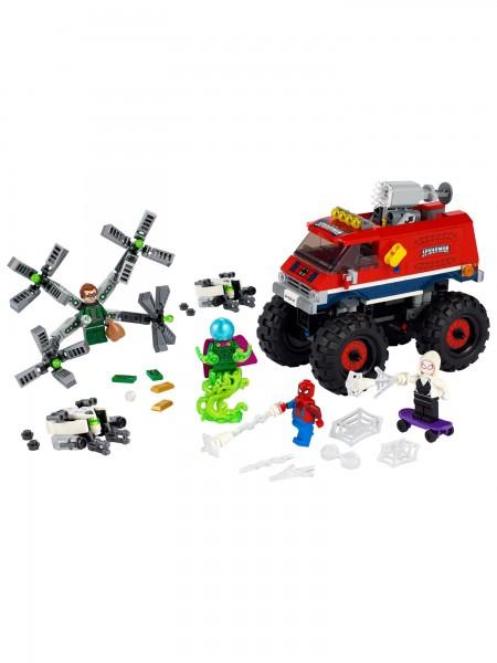Lego - Spider-Mans Monster Truck vs. Mysterio