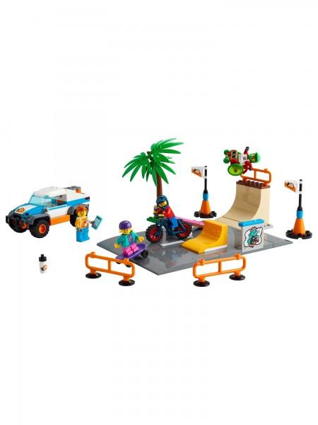 City - Lego - Skate Park