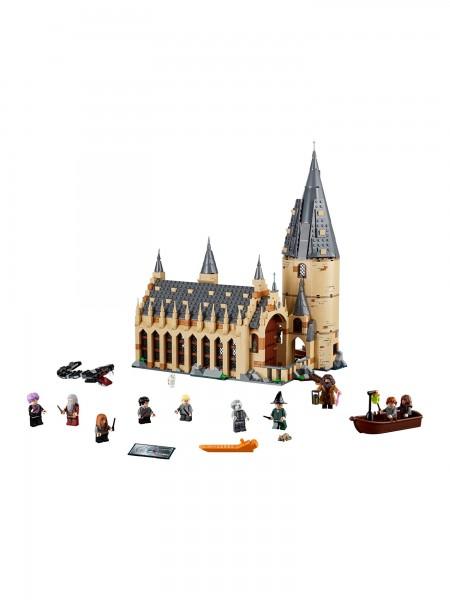 Lego - Die grosse Halle von Hogwarts