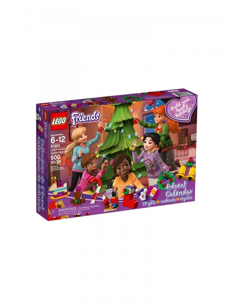Lego - Adventskalender Friends I