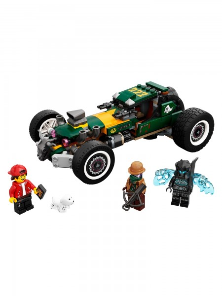 Lego - Übernatürlicher Rennwagen