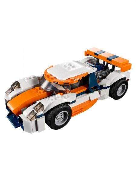 Lego - Rennwagen