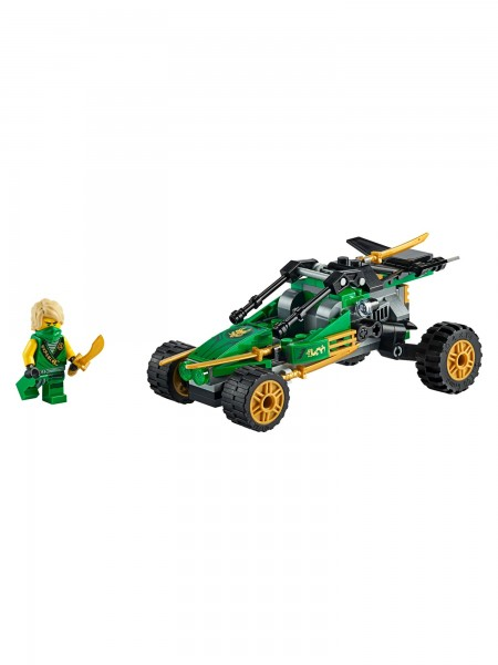 Lego - Lloyds Dschungelräuber