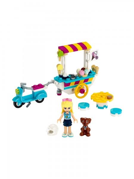 Lego - Stephanies mobiler Eiswagen