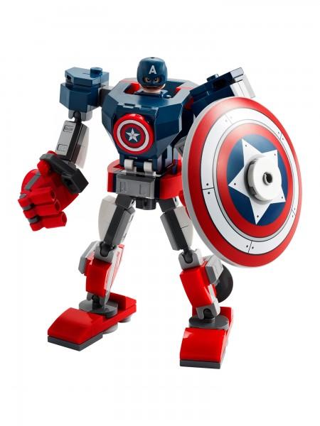 Lego - Captain America Mech
