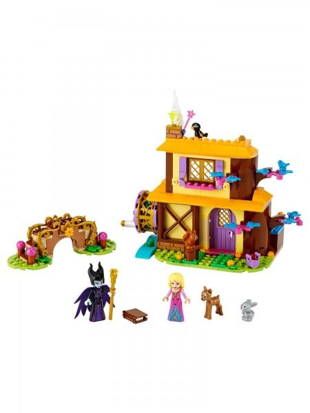 Disney™ - Lego - Auroras Hütte im Wald