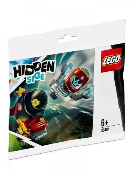 Lego - El Fuego's Stunt Cannon