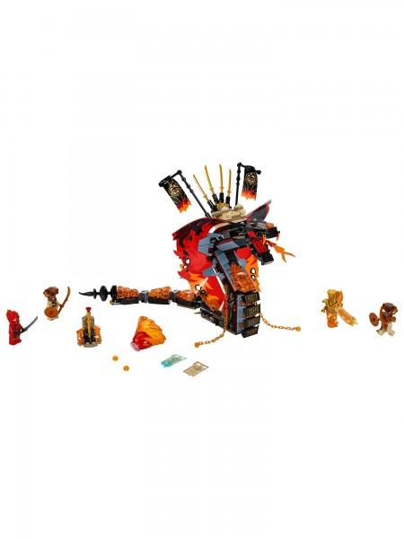 Lego - Feuerschlange