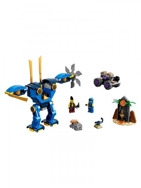 Lego - Jays Elektro-Mech