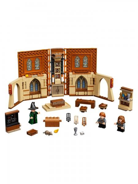 Lego - Verwandlungsunterricht