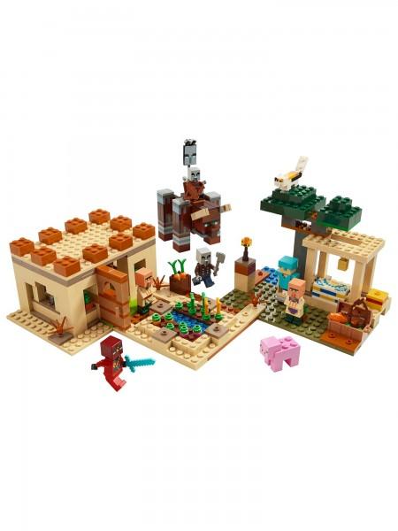 Lego - Der Illager-Überfall