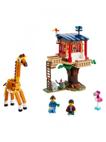 Creator 3-in1 - Lego - Safari-Baumhaus