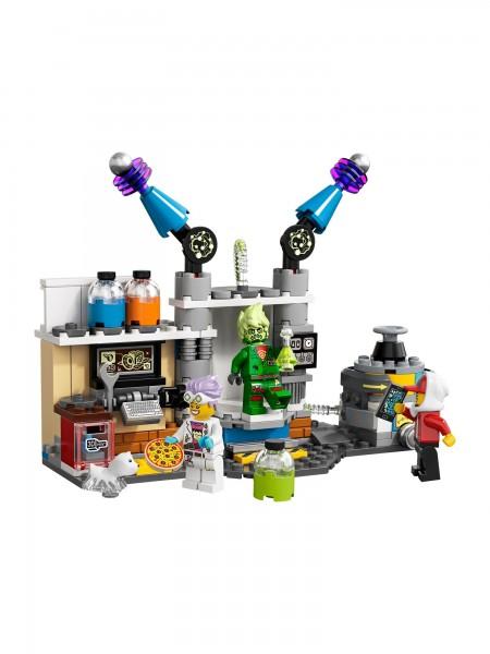 Lego - J.B.'s Geisterlabor