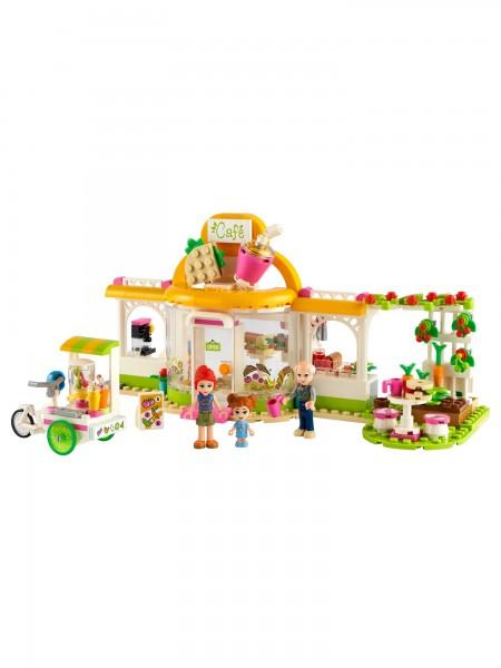 Friends - Lego - Heartlake City Bio-Café