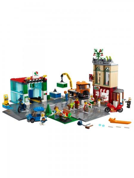 City - Lego - Stadtzentrum