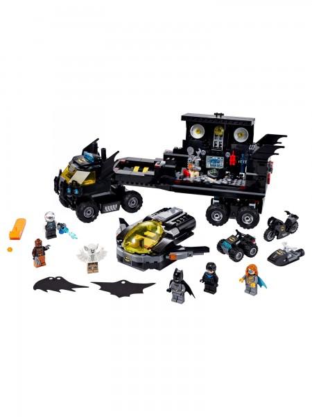 Lego - Mobile Batbasis