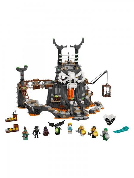 NINJAGO® - Lego - Verlies des Totenkopfmagiers