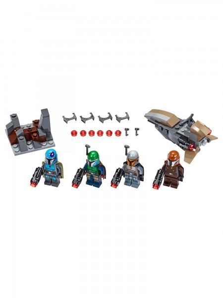 Lego - Mandalorianer Battle Pack