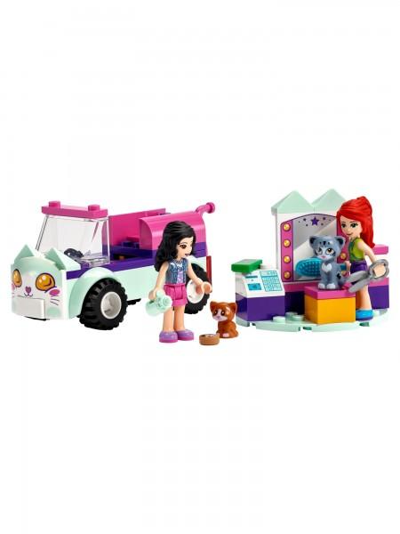 Friends - Lego - Der Mobile Katzensalon