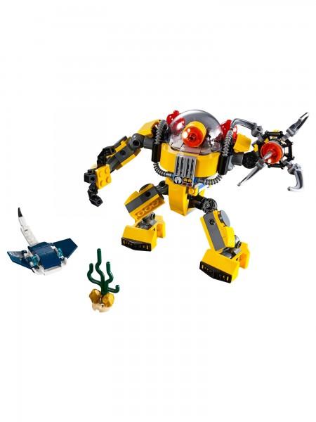 Lego - Unterwasser-Roboter