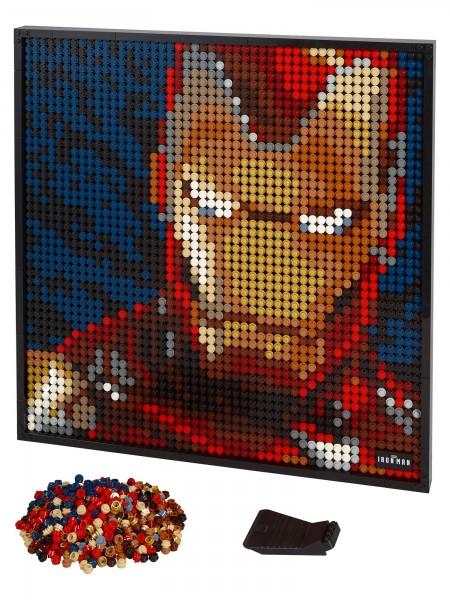 Lego - Marvel Studios Iron Man