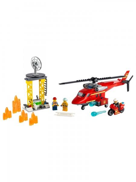 City - Lego - Feuerwehrhubschrauber