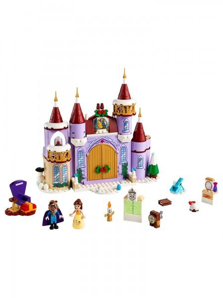 Disney™ - Lego - Belles winterliches Schloss