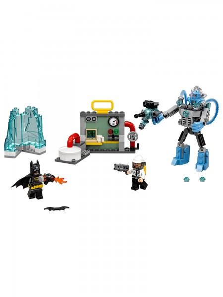 DC Super Heroes - Lego - Mr. Freeze Eisattacke