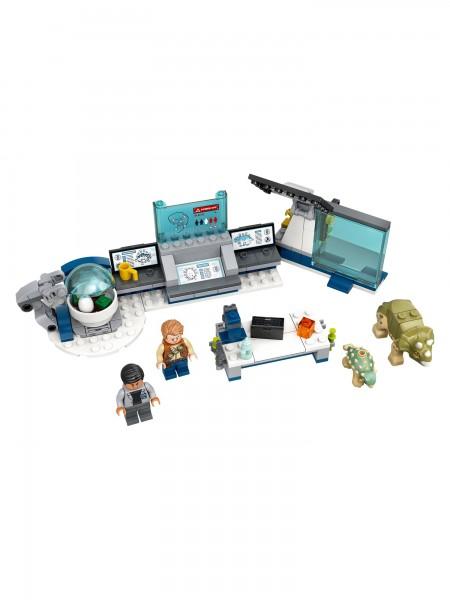 Lego - Dr. Wus Labor: Ausbruch der Baby-Dinosaurier