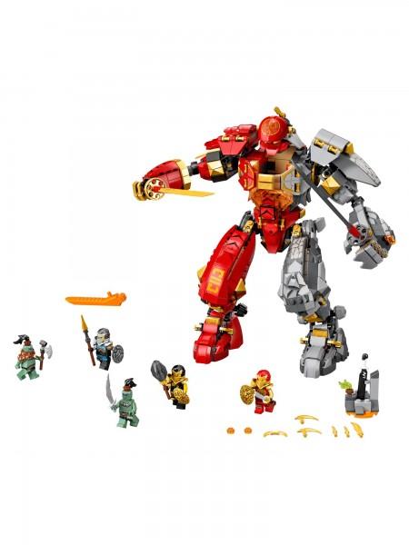 NINJAGO® - Lego - Feuer-Stein-Mech