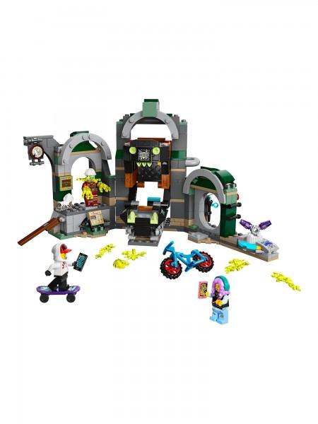 Lego - Newbury U-Bahn-Station