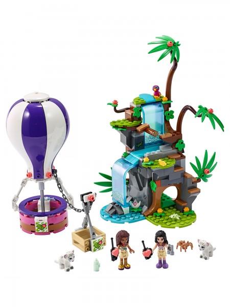 Friends - Lego - Tiger-Rettung mit Heissluftballon