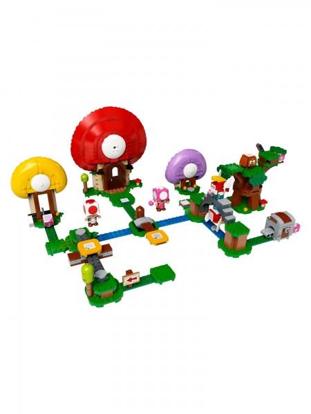 Lego - Toads Schatzsuche