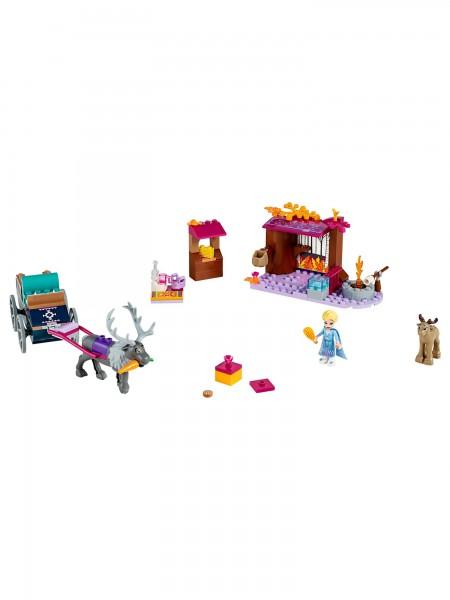Lego - Elsa und die Rentierkutsche