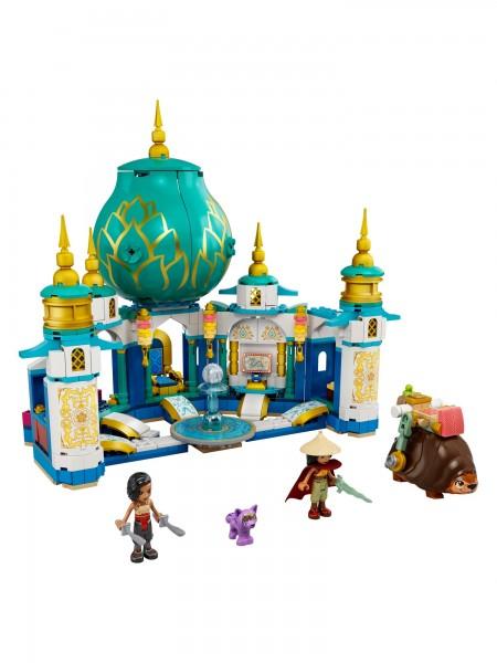 Lego - Raya und der Herzpalast