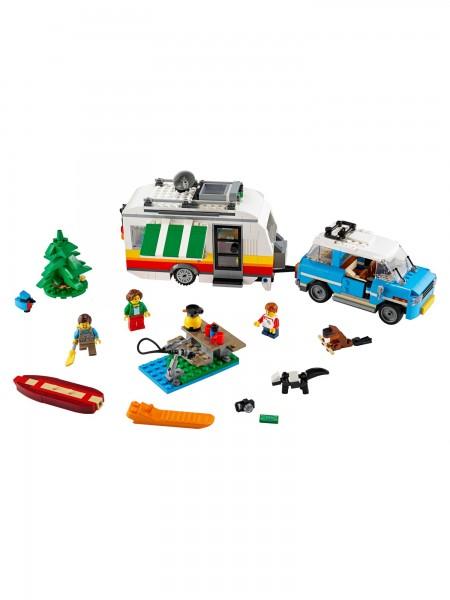 Lego - Campingurlaub