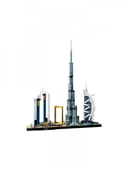 Lego - Dubai Skyline