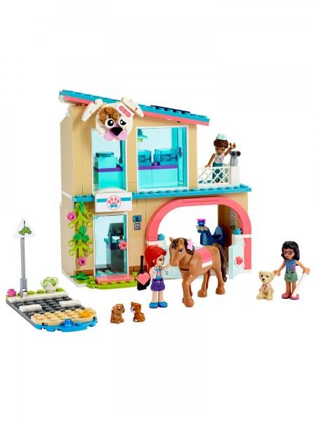 Friends - Lego - Heartlake City Tierklinik
