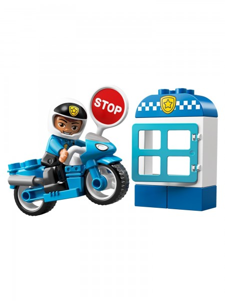 Lego - Polizeimotorrad