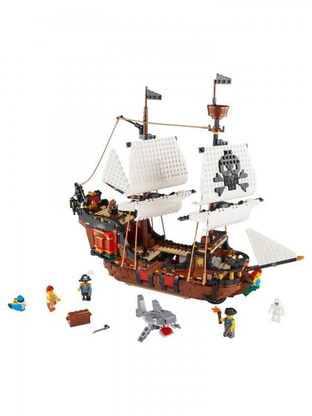 Creator 3-in-1 - Lego - Piratenschiff