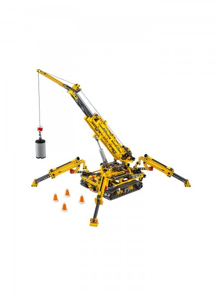 Lego - Spinnenkran