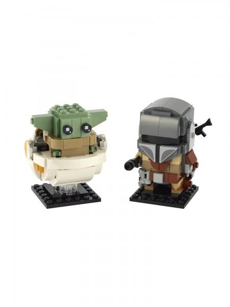 Lego - The Mandalorian & the Child