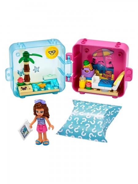 Friends - Lego - Olivias Sommer Würfel - Strandtag