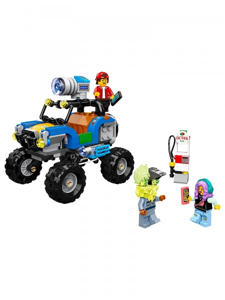 Hidden Side™ - Lego - Jacks Strandbuggy