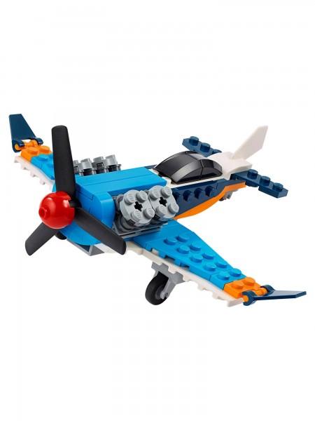 Lego - Propellerflugzeug
